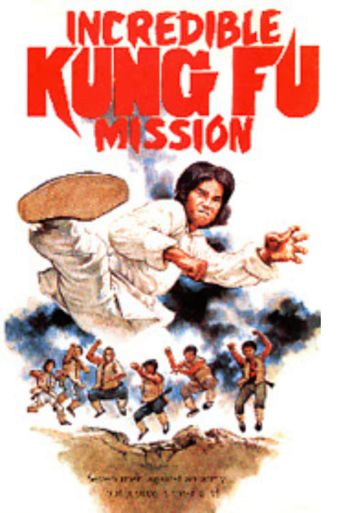 Incredible Kung Fu Mission Poster