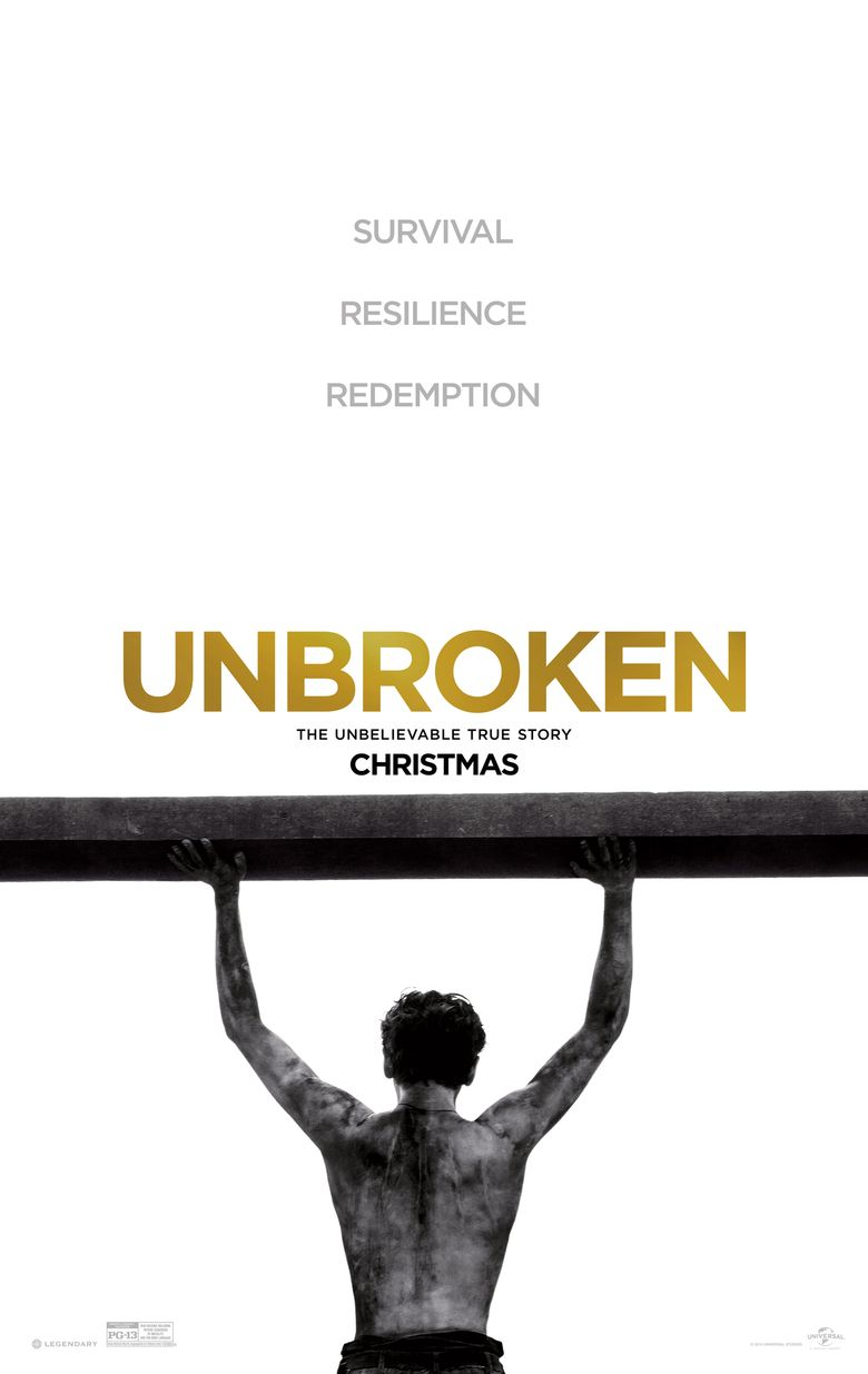 Watch Unbroken