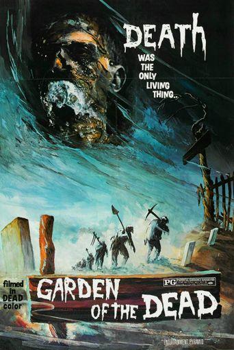 Garden of the Dead Poster