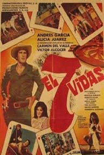 El siete vidas Poster