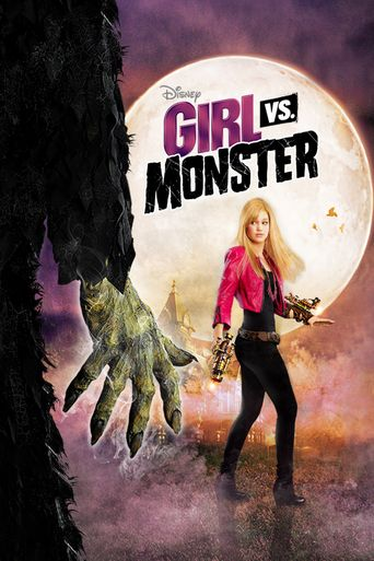 Girl vs. Monster Poster