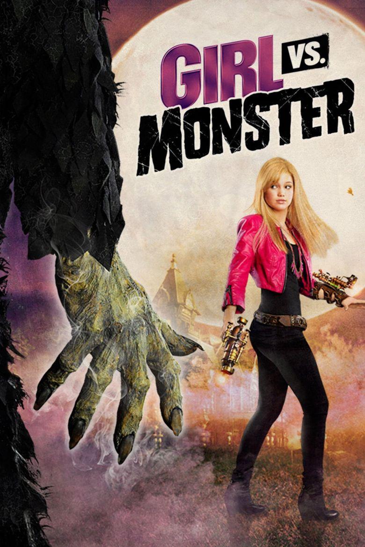 Girl vs. Monster Poster