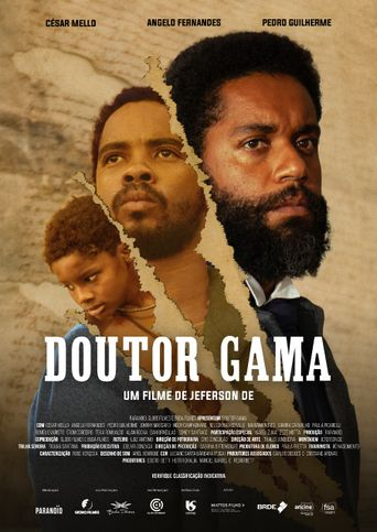 Doutor Gama Poster