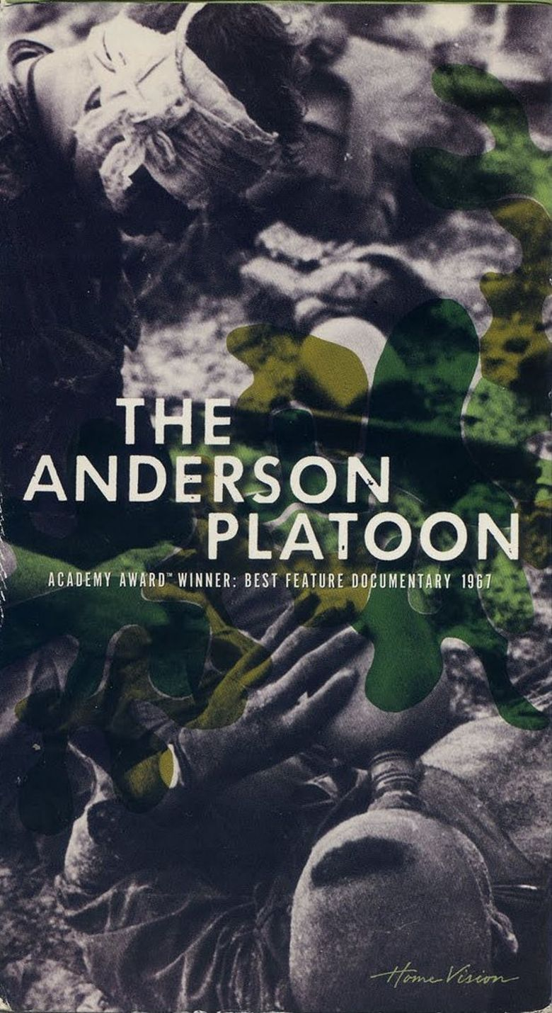 The Anderson Platoon Poster