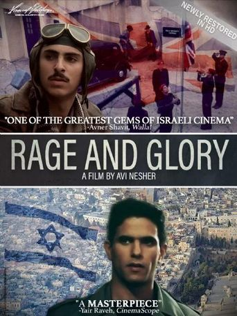 Rage and Glory Poster