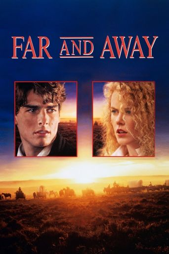 Far and Away Poster