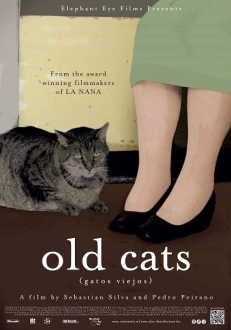 Old Cats Poster