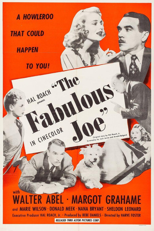 The Fabulous Joe Poster