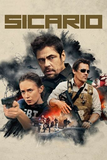 Watch Sicario