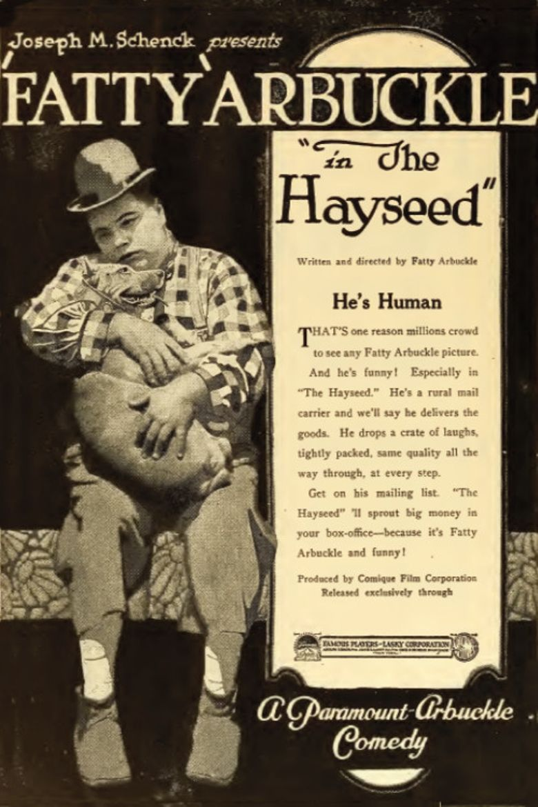 The Hayseed Poster