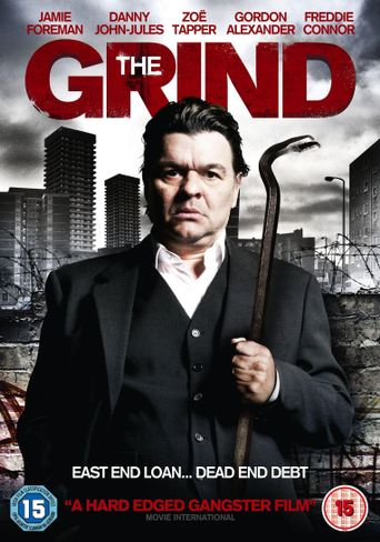 The Grind Poster