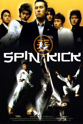 Spin Kick Poster
