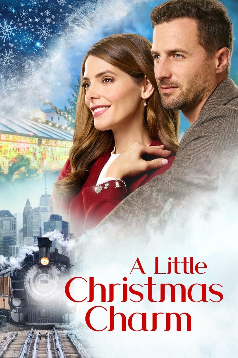 A Little Christmas Charm Poster
