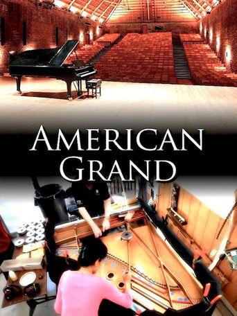 American Grand Poster