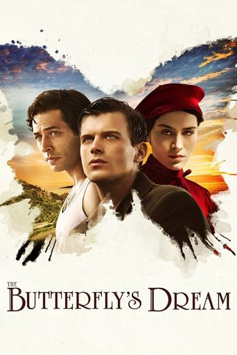 The Butterfly's Dream Poster