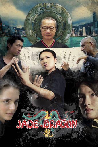 Jade Dragon Poster