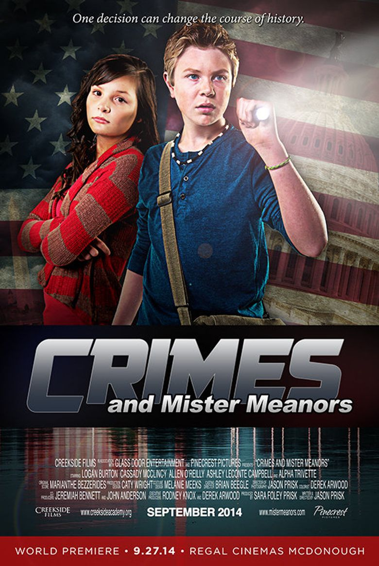 Crimes and Mister Meanors Poster