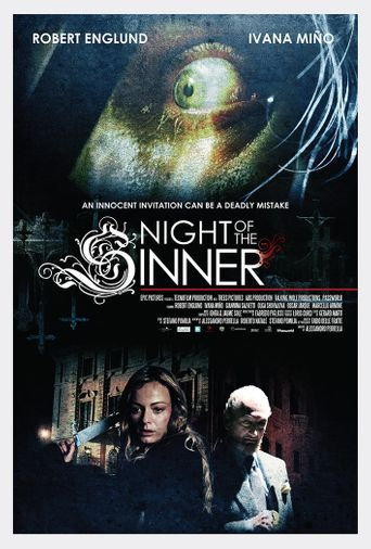 Night of the Sinner Poster