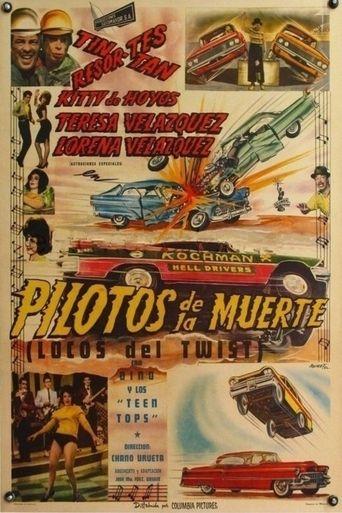 Pilotos de la muerte Poster