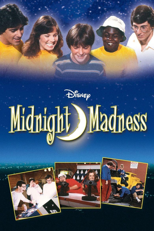 Midnight Madness Poster
