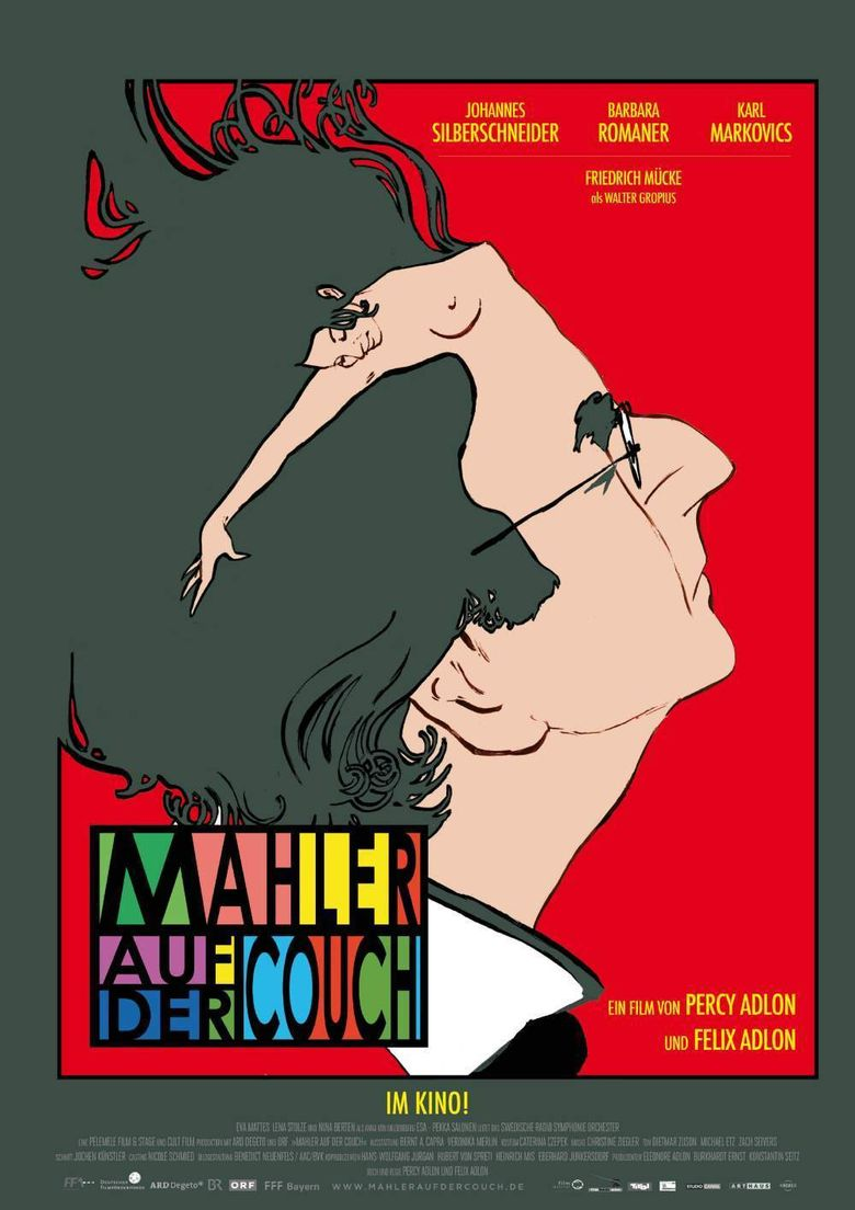Mahler on the Couch Poster