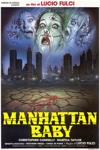 Watch Manhattan Baby