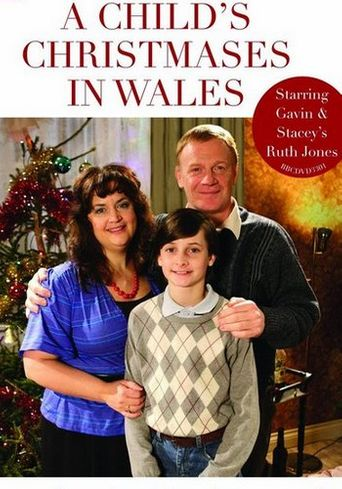 A Child's Christmases in Wales Poster