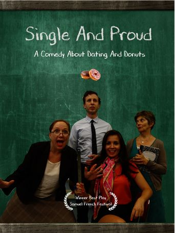 Single and Proud Poster