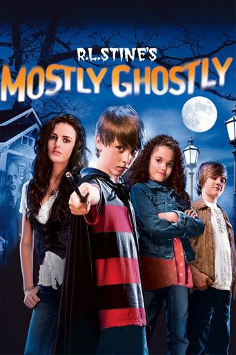 Watch Mostly Ghostly