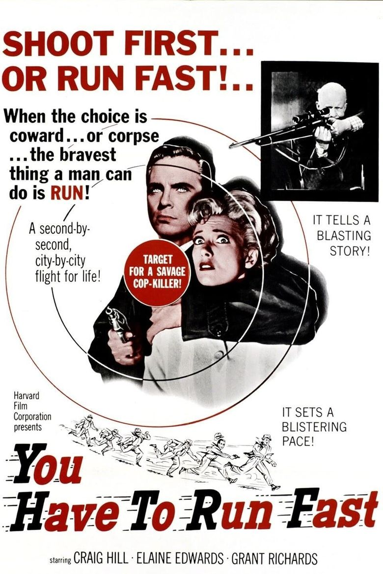 You Have to Run Fast Poster