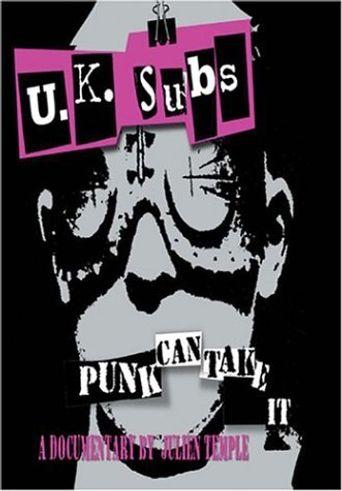 Punk Can Take It Poster