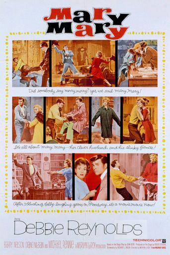 Mary, Mary Poster