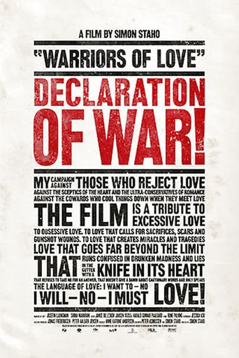 Warriors of Love Poster