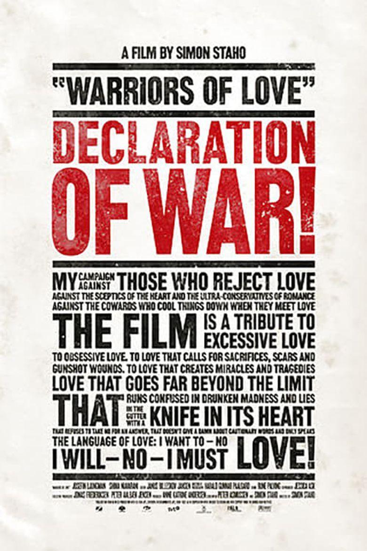 Warriors of Love Poster