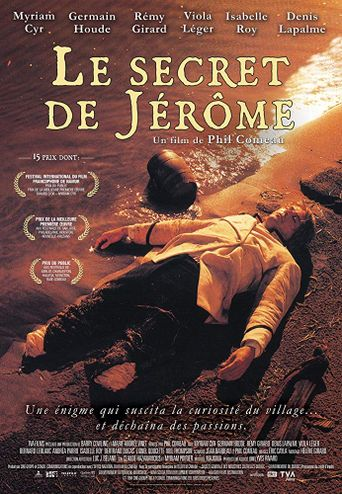 Jerome's Secret Poster