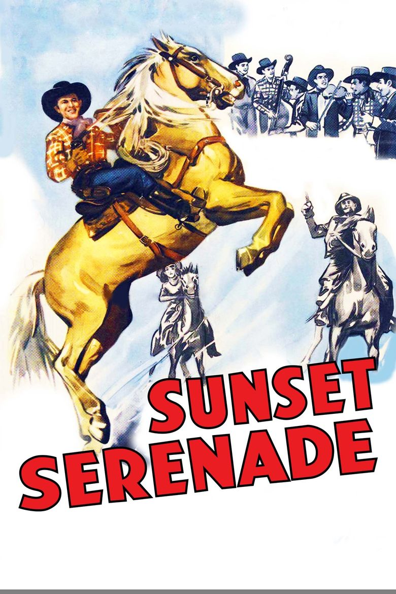 Sunset Serenade Poster