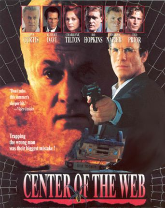 Center of the Web Poster