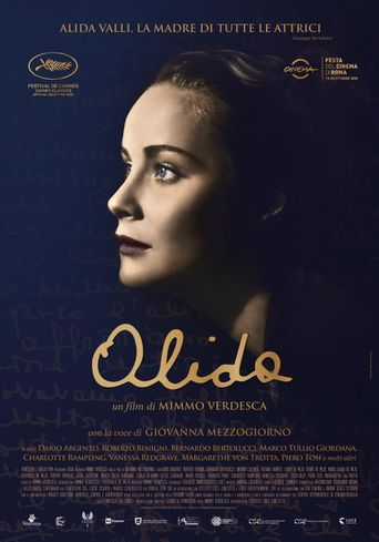 Alida Valli: In Her Own Words Poster