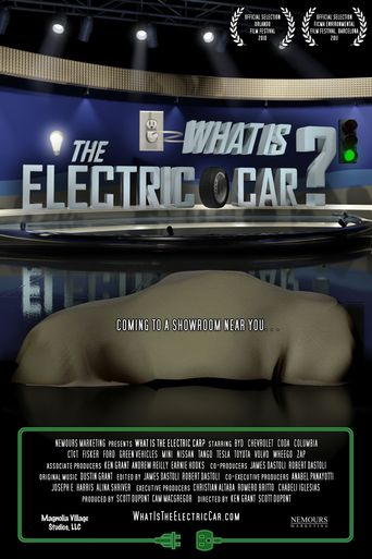What is the Electric Car? Poster