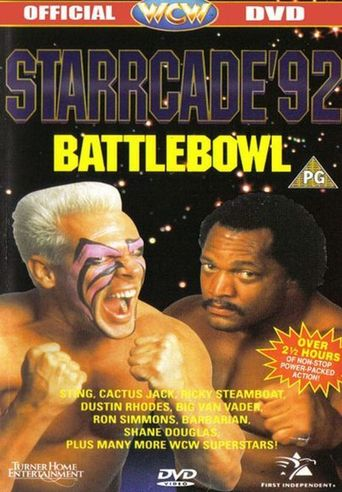 WCW Starrcade '92 Poster