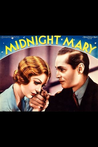 Midnight Mary Poster
