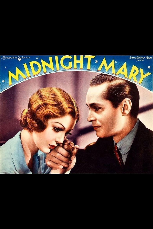Midnight Mary Poster