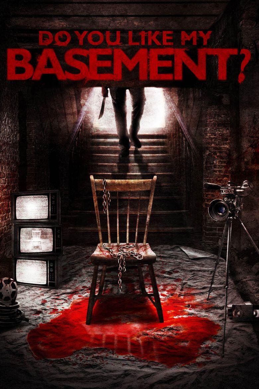 Do You Like My Basement? Poster