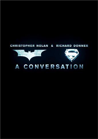 Christopher Nolan & Richard Donner: A Conversation Poster