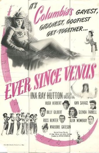 Ever Since Venus Poster
