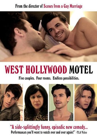 West Hollywood Motel Poster
