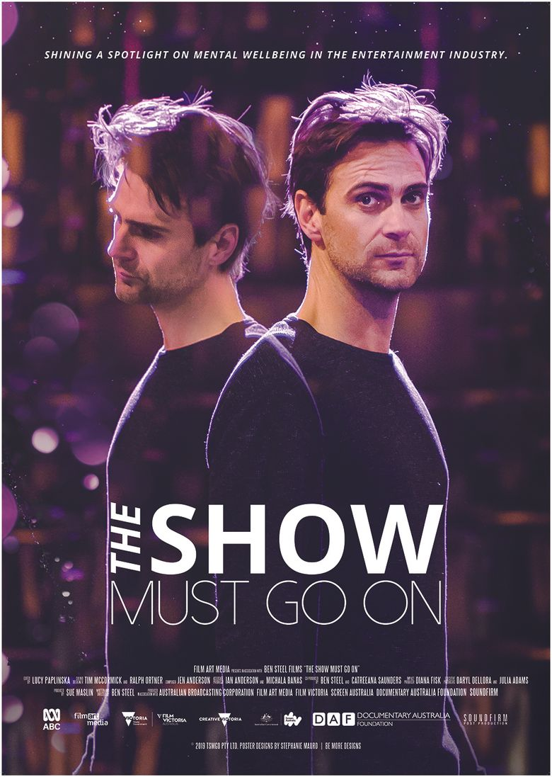 The Show Must Go On Poster