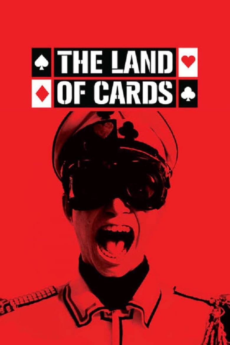 The Land of Cards Poster
