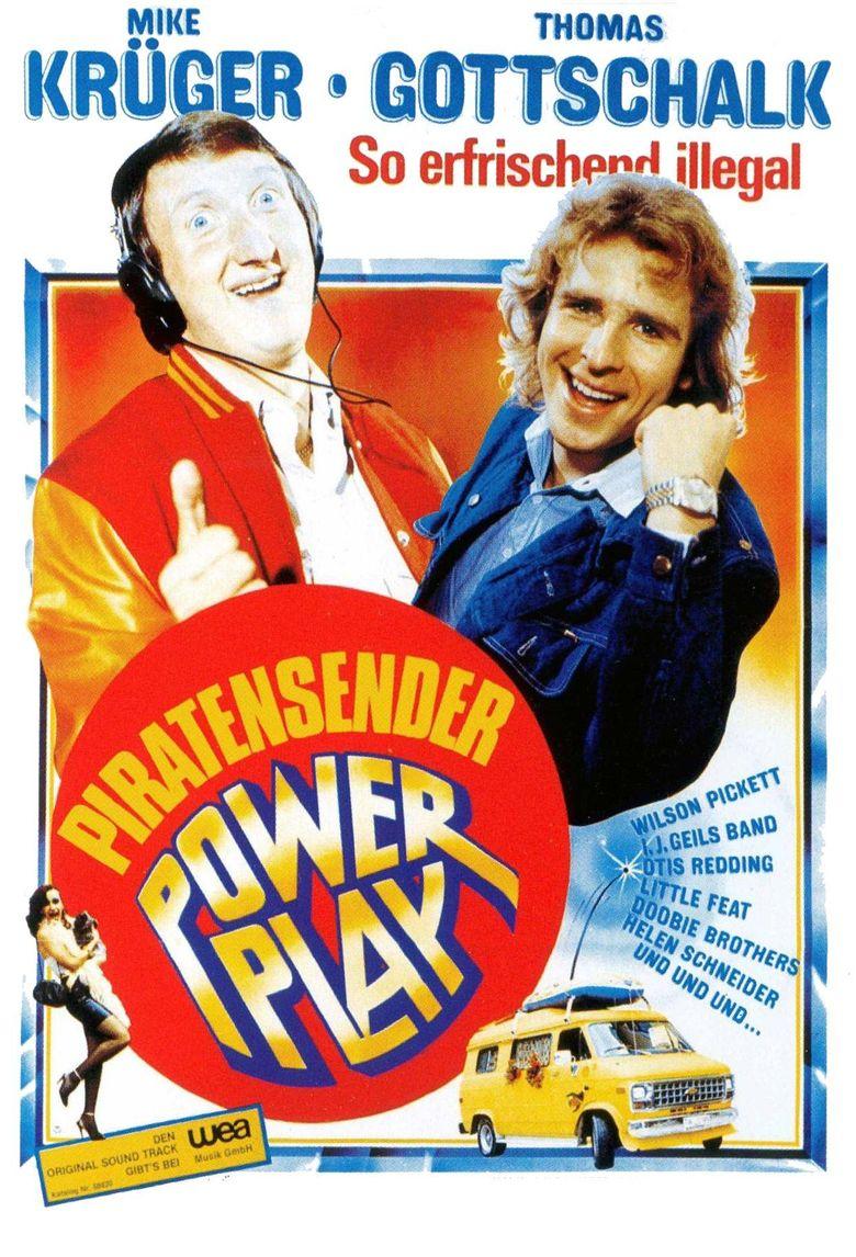 Piratensender Powerplay Poster