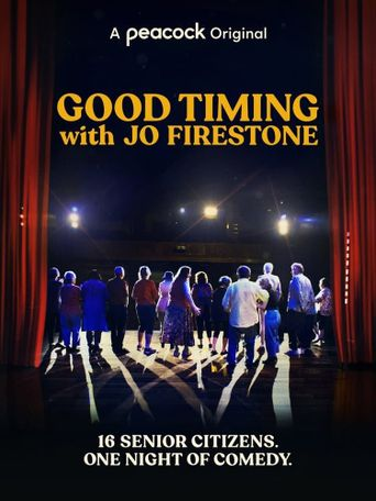Good Timing with Jo Firestone Poster